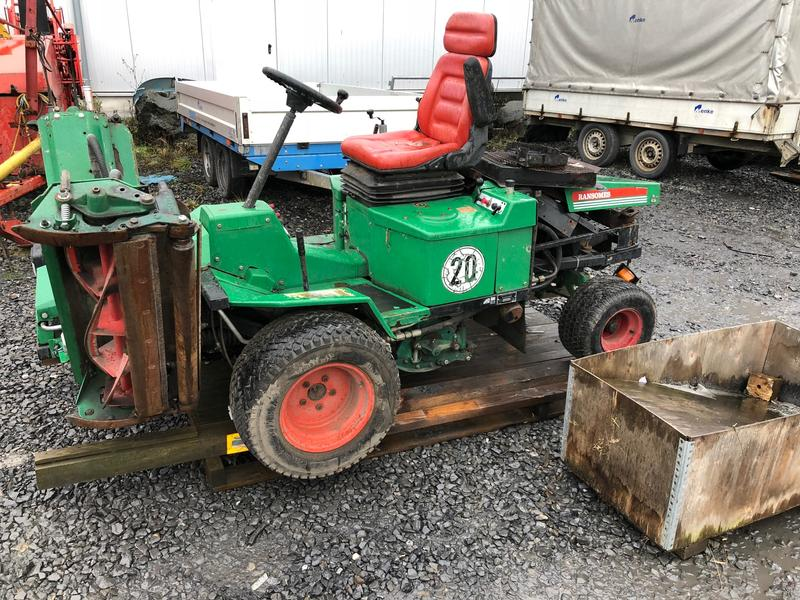 Ransomes 213 D