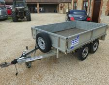 Ifor Williams lt8x5 drop sided trailer