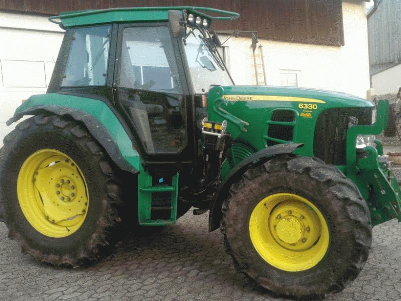 John Deere 6330 Auto-Power