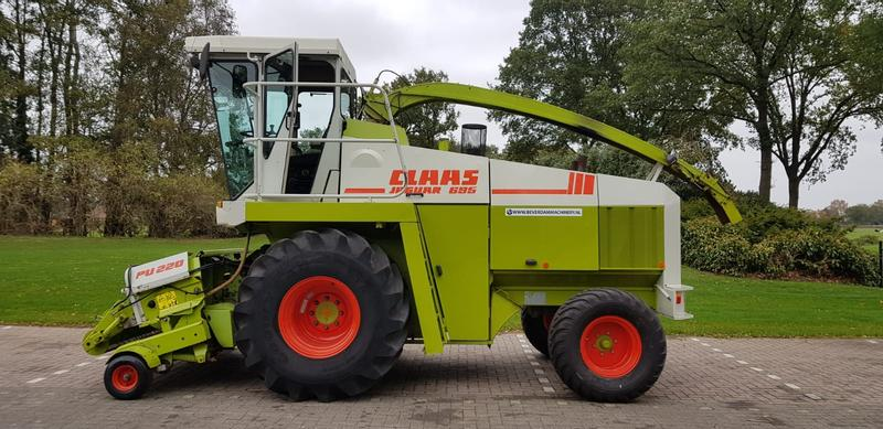 Claas 695 2WD