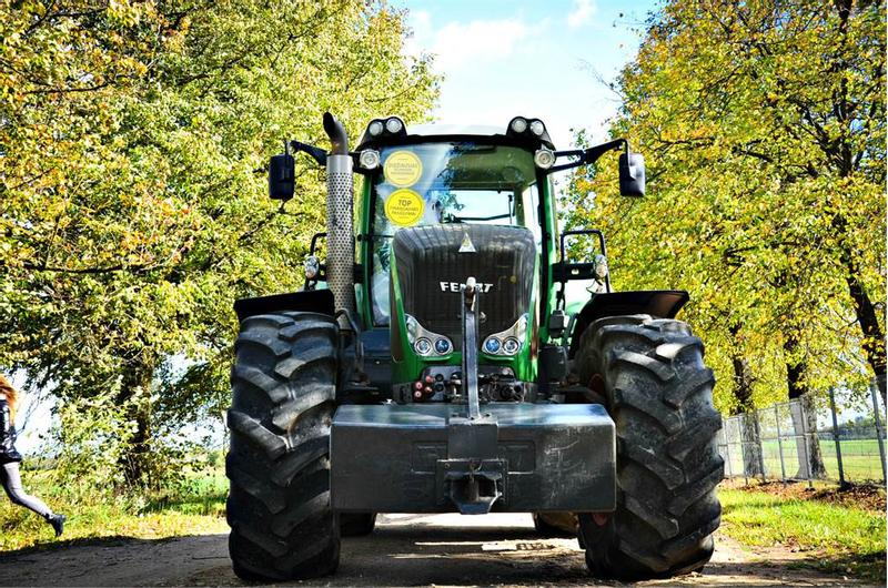 Fendt 936 Vario (FORESTRY)