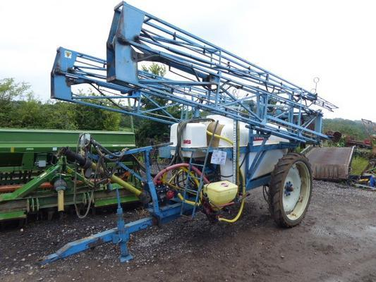 Other EVRARD 24 METRE SPRAYER