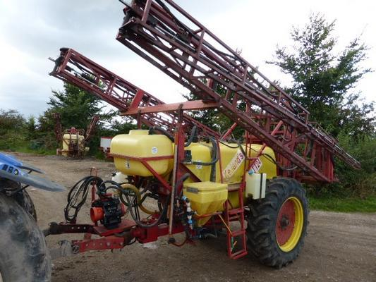 Other KELLANDS TT24 TRAILED SPRAYER