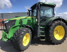 John Deere 7230R AP, fronthef pto, AT READY, Luchtdruk wissel!!!