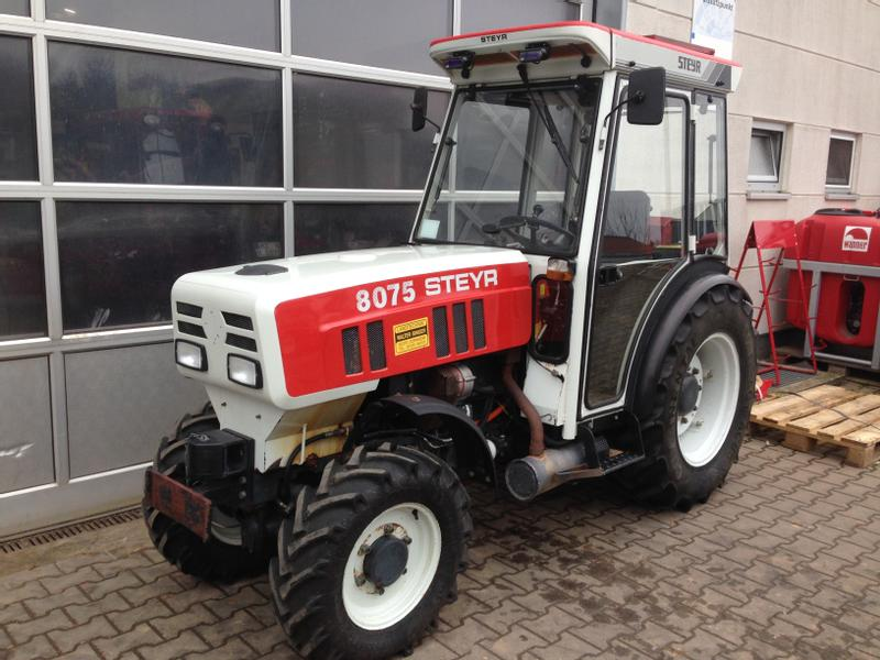 Steyr 8075 as S2