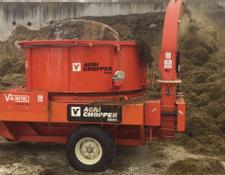 VALMETAL Canada AGRI CHOPPER H5500,H5600