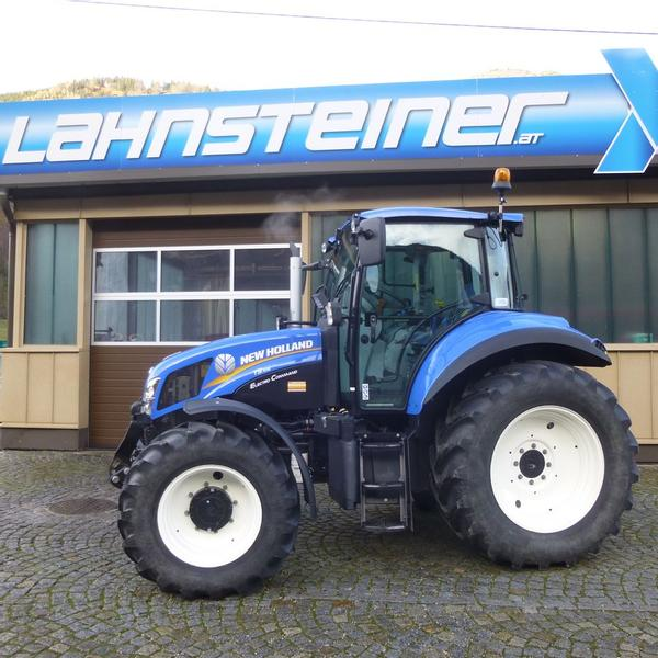 New Holland T5.105 Electro Command VOLLAUSSTATTUNG