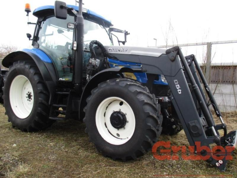 New Holland TSA 135