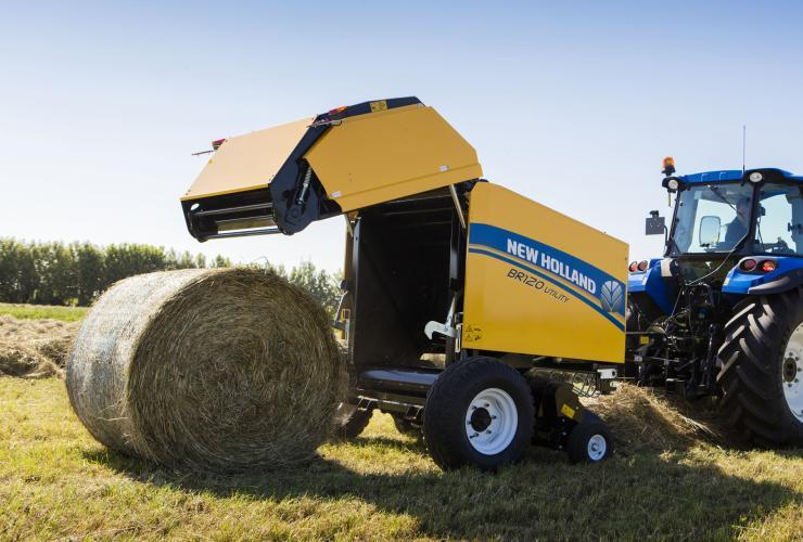 New Holland BR 120 UTILITY