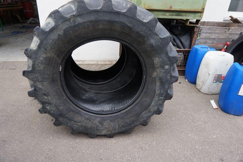 Michelin Reifen 540/ 65 R 28 Michelin
