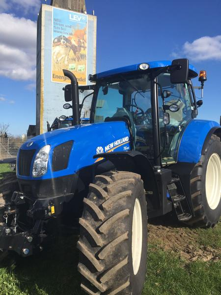 New Holland T 6. 155 Electro-Command