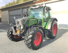Fendt 207 Vario S3 TMS Vollausstattung (optional 209/210/211)