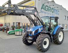 New Holland T5.105 mit Stoll-Frontlader