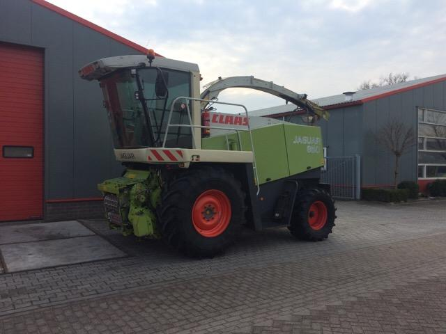 Claas 850-2WD -- SOLD ---