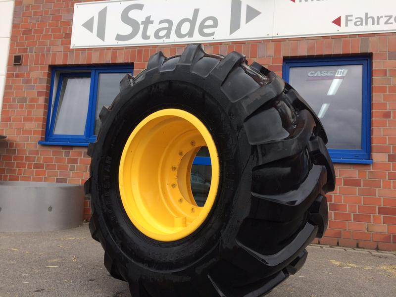 Alliance Alliance 750/55 R26.6 Komplettrad New Holland W 170 Case 721