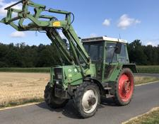 Fendt Farmer 307 LSA turbo