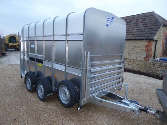 Ifor Williams  TA510G 12X7