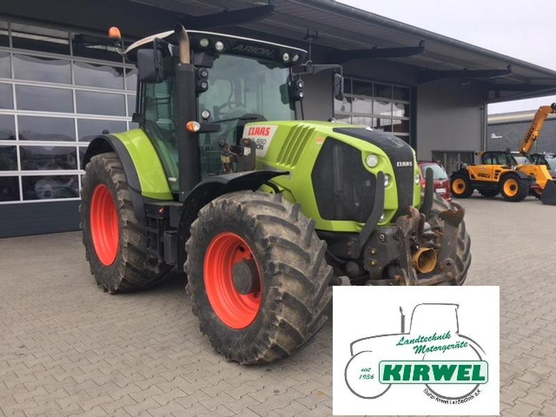 Claas Arion Cebis 650