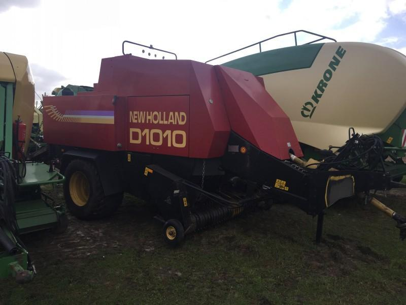 New Holland D 1010 C