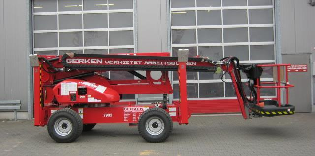 NiftyLift N210SD