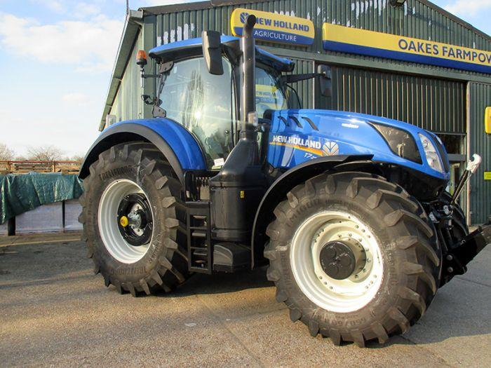 New Holland T7.290 Tractor