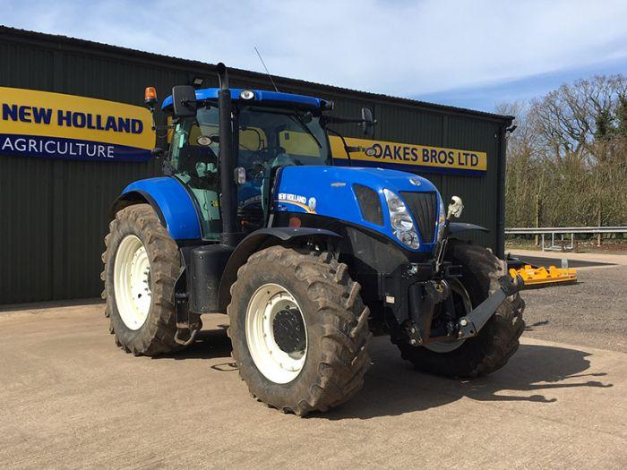 New Holland T7.235 Tractor
