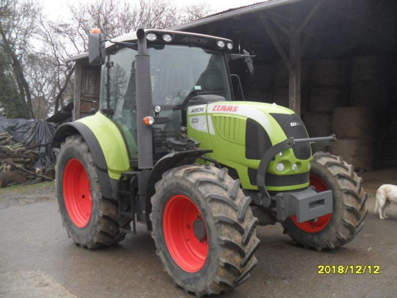 Claas ARION 510CIS TRACTEUR ARION 510 CIS