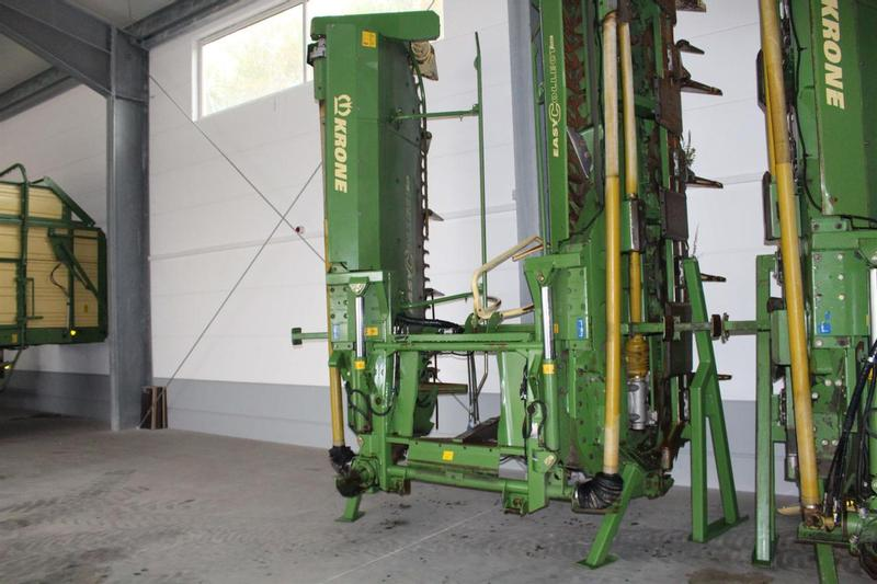 Krone EasyCollect 7500