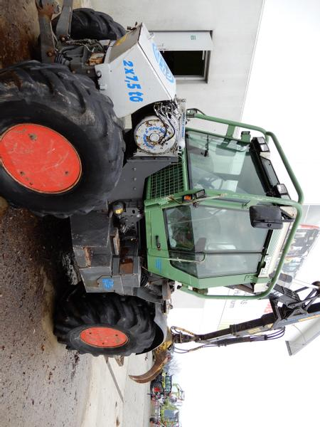 Fendt Xylon524