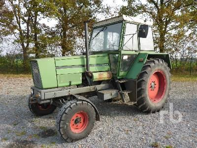 Fendt FAVORIT 600LS