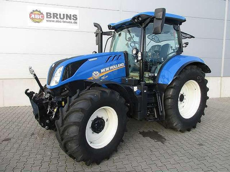 New Holland T6.145 DYNAMIC COMMA