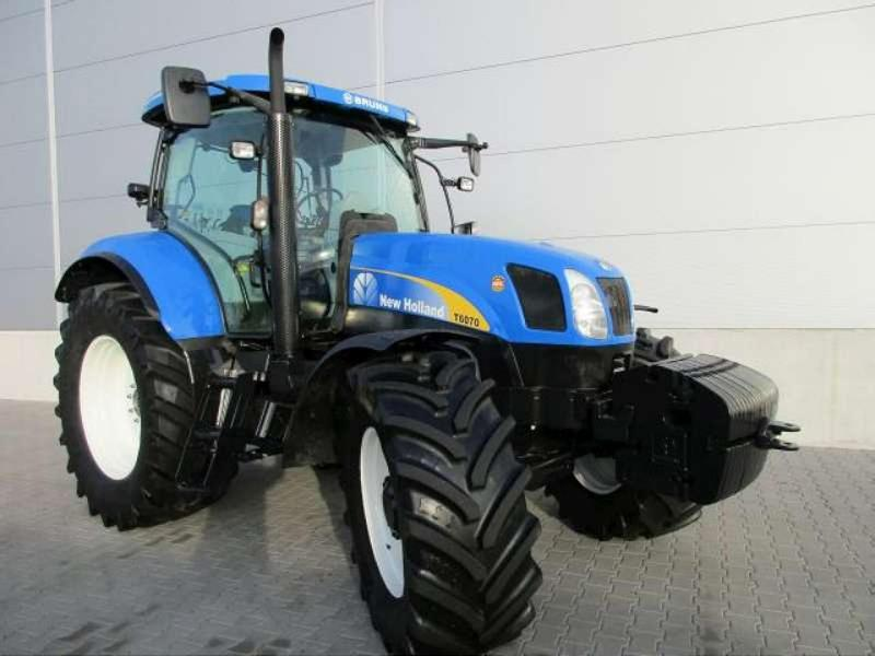 New Holland T 6070 RC + PC