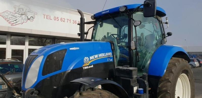 New Holland T7.185 AUTOCOMMAND