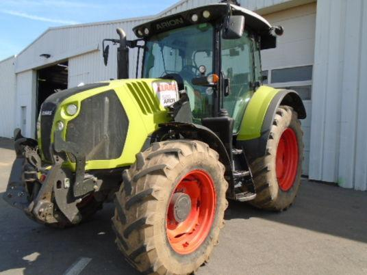 Claas ARION 520CIS TRACTEUR ARION 520 CIS