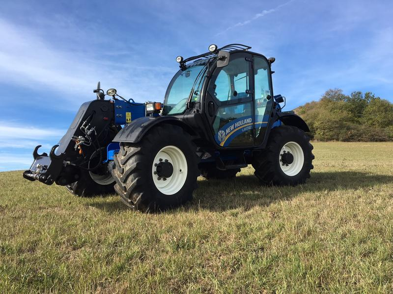 New Holland LM7.42 Elite