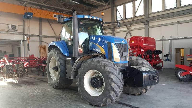 Bild von new holland t landtechnik börse proplanta