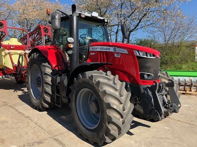 Massey Ferguson 7726 S DynaVT Exclusive