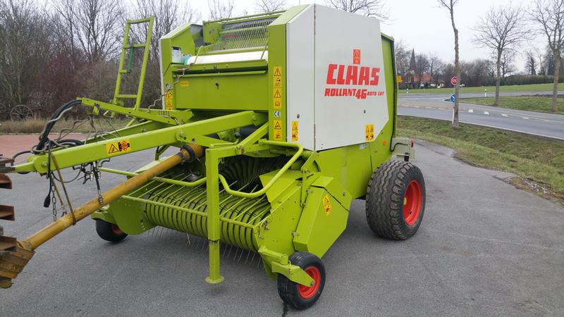 Claas Rollant 46 RC / Super Zustand
