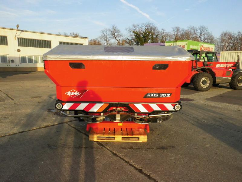 Kuhn AXIS-M 30.2