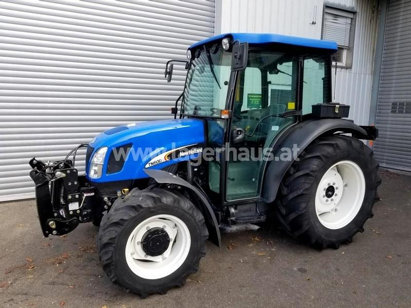New Holland TN60 DA