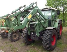 Fendt Farmer 310, in Teilen