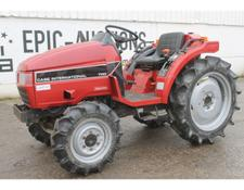 Case IH IH 1140 4WD Mini Tractor
