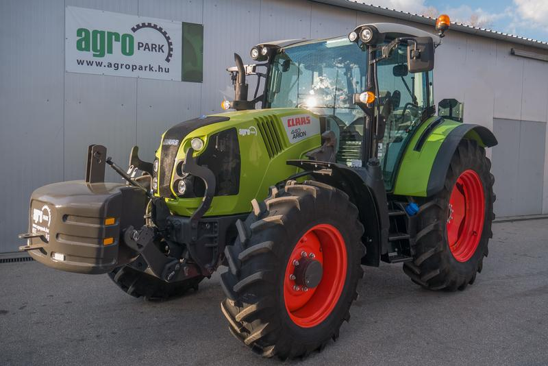 Claas Arion 440 CIS (2177 BStunden)