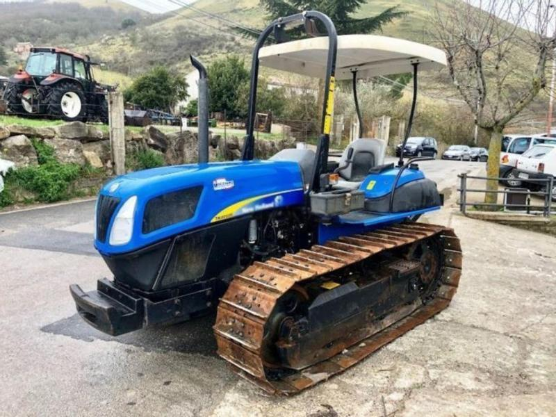 New Holland TK4050M