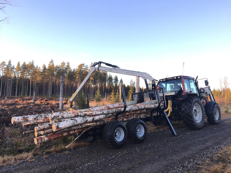 Multiforest MF80E + V6300