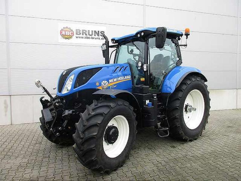 New Holland T7.190 RC + PC STUFE