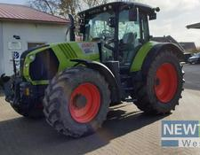 Claas ARION 650 CMATIC CEBIS