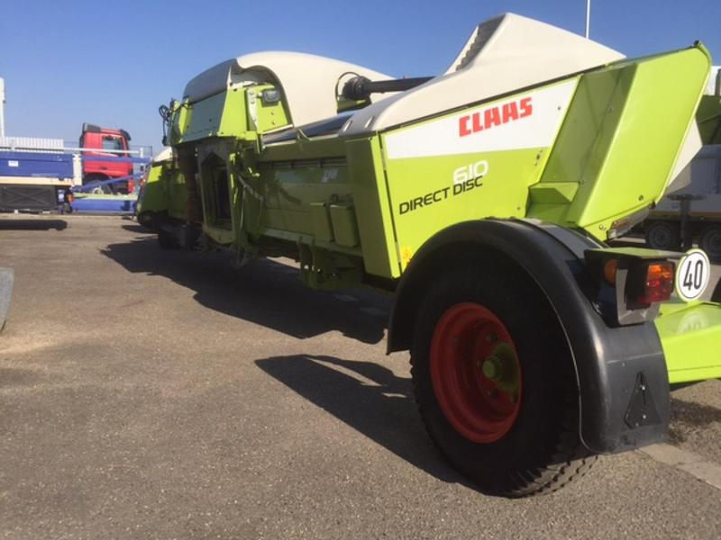 Claas Direct Disc 610 Comfort Contour C