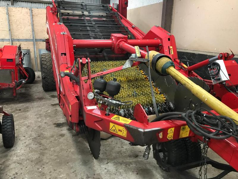 Grimme CS 170 RotaPower