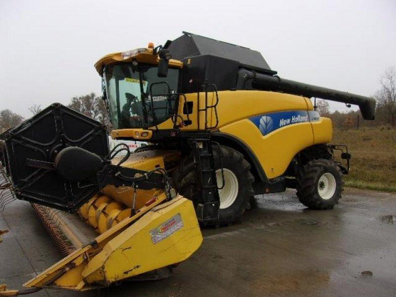 New Holland CR 9080 T4i